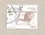 Stamps Benin -  León
