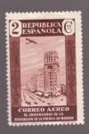 Sellos de Europa - España -  XI aniv. asociación de la prensa