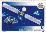 Sellos de Europa - España -  125 Aniv. de la Unión Internacional de Telecomunicaciones (U.I.T)       (k)