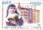 Stamps Spain -  Siervas de Jesús de la Caridad     (k)