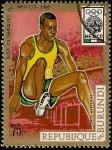 Stamps Africa - Burundi -  Juegos Olimpicos de Mexico 1968