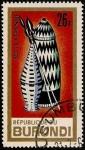 Stamps Africa - Burundi -