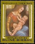 Stamps Africa - Guinea Bissau -  Rafael Pinturas