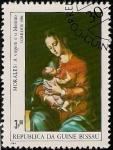 Stamps Africa - Guinea Bissau -  Morales Pinturas