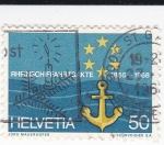 Stamps Switzerland -  centenario1868-1968