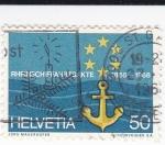 Stamps Switzerland -  centenario1868-1968