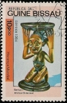 Stamps Africa - Guinea Bissau -  Artesania