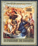 Stamps Africa - Burundi -  Sauvez les tresors de Venise