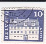 Stamps : Europe : Switzerland :  Nafels