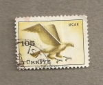 Sellos de Asia - Turquía -  Aguila