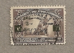Stamps Yugoslavia -  Soldado herido