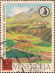Stamps : America : Venezuela :  Conserve los recursos Naturales Renovables. Los Campos y las Aldeas.