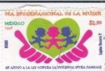 Stamps Mexico -  Día Internacional de la Mujer