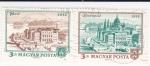 Sellos de Europa - Hungría -  Pest 1872 -   Budapest 1972