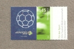 Stamps Germany -  Campeonato Mundial Futbol 2006