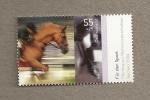 Stamps Germany -  Campeonatos hípica en Aachen