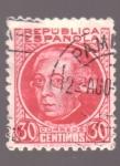 Sellos de Europa - España -  g. m. jovellanos
