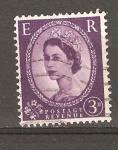 Sellos de Europa - Reino Unido -  REINA ISABLE II