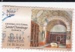 Sellos de America - México -  Biblioteca Francisco de Burgoa