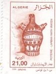 Stamps Algeria -  Cerámica Tradicional