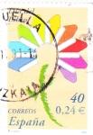 Sellos de Europa - España -  Día del Libro     (L)