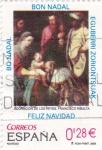 Sellos de Europa - España -  Feliz Navidad      (L)