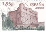 Sellos de Europa - España -  Castillo de Valderrobles (Teruel)       (L)
