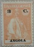 Sellos de Europa - Portugal -  angola 1914