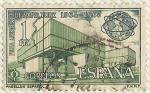 Stamps Spain -  FERIA INTERNACIONAL DE NUEVA YORK