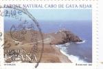 Sellos de Europa - España -  Parque Natural Cabo de Gata-Níjar          (L)