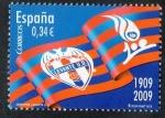 Stamps Spain -  4561- Centenaio del Levante.