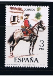 Stamps Spain -  Edifil  2238  Uniformes militares.