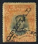 Stamps Ecuador -  AGRA CALDERON