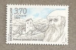 Stamps France -  Francis Jaumes