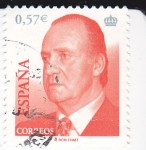 Sellos de Europa - España -  S.M. don Juan Carlos I               (L)