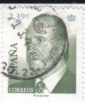 Stamps Spain -  S.M. don Juan Carlos I               (L)