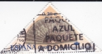 Stamps Spain -  Abanicos  s XIX  Patrimonio  Nacional      (L)