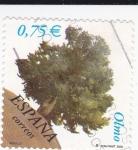 Stamps Spain -  Arboles-Olmo      (L)