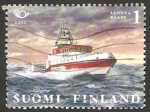 Sellos de Europa - Finlandia -  Nordic marítimo