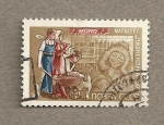 Stamps Russia -  50 Aniv Juventud