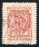 Stamps Spain -  PROBENEFICENCIA CORDOBA