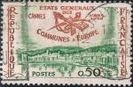 Sellos de Europa - Francia -  5ª SESIÓN DE LOS ESTADOS GENERALES DE LAS COMUNIDADES DE EUROPA. Y&T Nº 1244