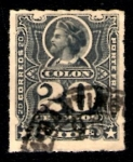 Stamps America - Chile -  1878