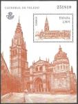 Stamps Spain -  Catedral de Toledo