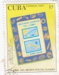 Sellos de America - Cuba -  30 Aniversario del Museo Postal Cubano