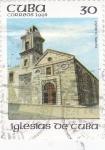 Stamps Cuba -  Iglesias de Cuba-  Espíritu Santo