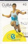 Stamps Cuba -  VI Copa Mundial de Atletismo- Habanä '92
