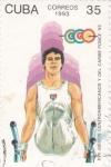 Sellos de America - Cuba -  XVII Juegos Centroamericanos y del Caribe Ponce'93
