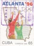 Stamps Cuba -  ATLANTA´96
