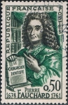 sellos de Europa - Francia -  BICENT DE LA MUERTE DE PIERRE FAUCHARD. Y&T Nº 1307